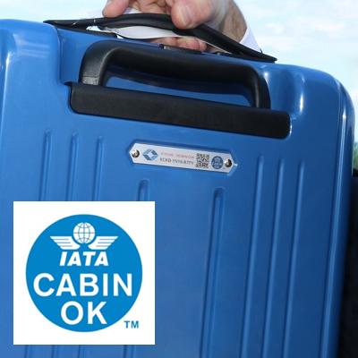 """Новият стандарт за размери на ръчен багаж """"Cabin OK"""""""