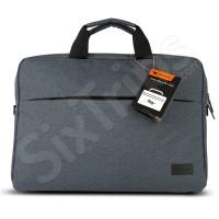 """Тъмно сива елегантна чанта за лаптоп Canyon 15"""""""