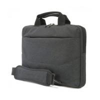 """Стилна черна чанта за лаптоп или ултрабук 13"""""""
