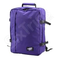 Лилава чанта за пътуване Cabin Zero 44л