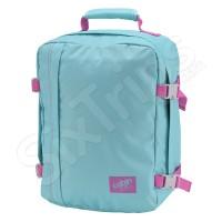 Дамска раница и чанта за път Cabin Zero Mini 28л, светъл тюркоаз и розово
