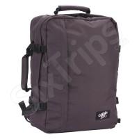 Елегантна кафява раница и пътна чанта Cabin Zero Classic 55см