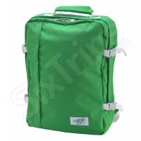 Пътна чанта и раница 2в1 в свеж зелен цвят Cabin Zero Classic 55л