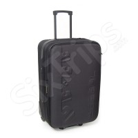 Черен куфар среден размер Gabol Item 62см.