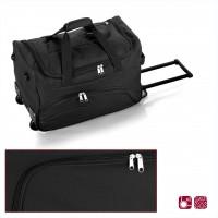 Пътна чанта на колела GABOL 50 см. черна - Week 10054501
