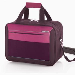 Пътна чанта GABOL 40см. Reims - лилава