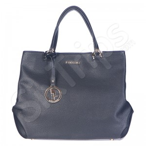 Ежедневна дамска чанта Puccini, черна