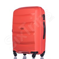 Куфар полипропилен 65л среден размер Puccini Acapulco в оранжево