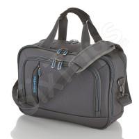 Пътна чанта цвят антрацид 42см Travelite CrossLite