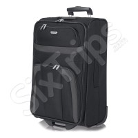 Куфар с две колела Travelite Orlando, черен