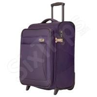 Малък куфар за ръчен багаж Titan Royal в лилаво
