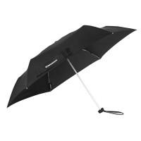 Плосък телескопичен чадър  Rubberstyle W1106